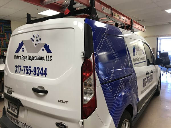 Full Vehicle Wrap in Indianapolis