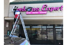 LED Lighted Channel Letters for Eyebrows Experts in Indianapolis,IN