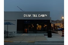 Illuminated Building Sign / Channel Letters for Dusk Till Dawn in Lafeyette IN