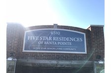 Monument Signs for Five Star Senior Living in Indianapolis